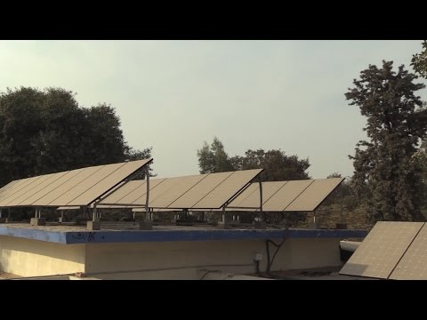 Pakistan's First Solar Powered Government Hospital