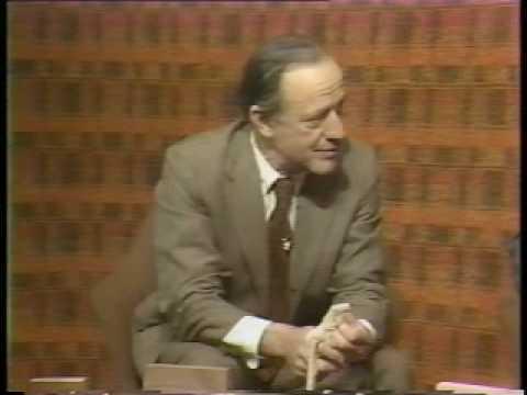 Barbaralee Diamonstein and ... Robert Goelet, Henry Gardiner, 1978