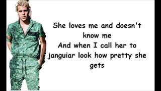 CNCO - De mi Letra|English lyrics