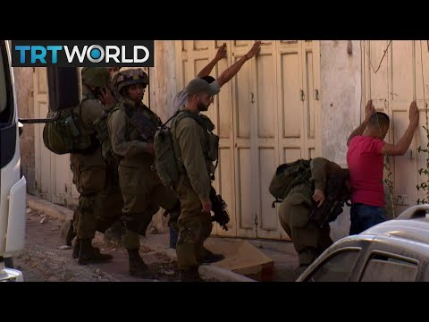 Israel-Palestine Tensions: Battleground remains in Hebron's Old City