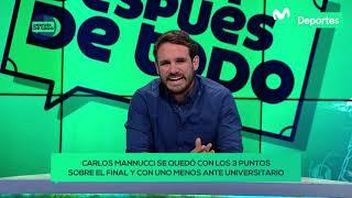 Después de Todo: la derrota de Universitario de Deportes 1-0 ante Carlos Mannucci