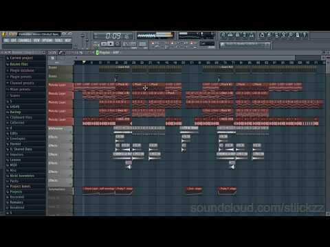 Martin Garrix - Forbidden Voices (FL Studio Remake)