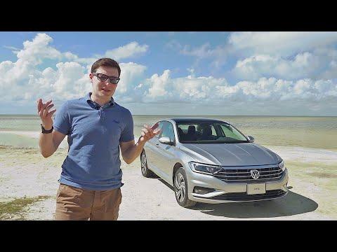 НОВАЯ ДЖЕТТА – ПОЧТИ КАМРИ ОТ ФОЛЬСВАГЕНА И БЕЗ DSG. Тест-драйв и обзор Volkswagen Jetta 2020