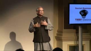A history of microfinance | Muhammad Yunus | TEDxVienna