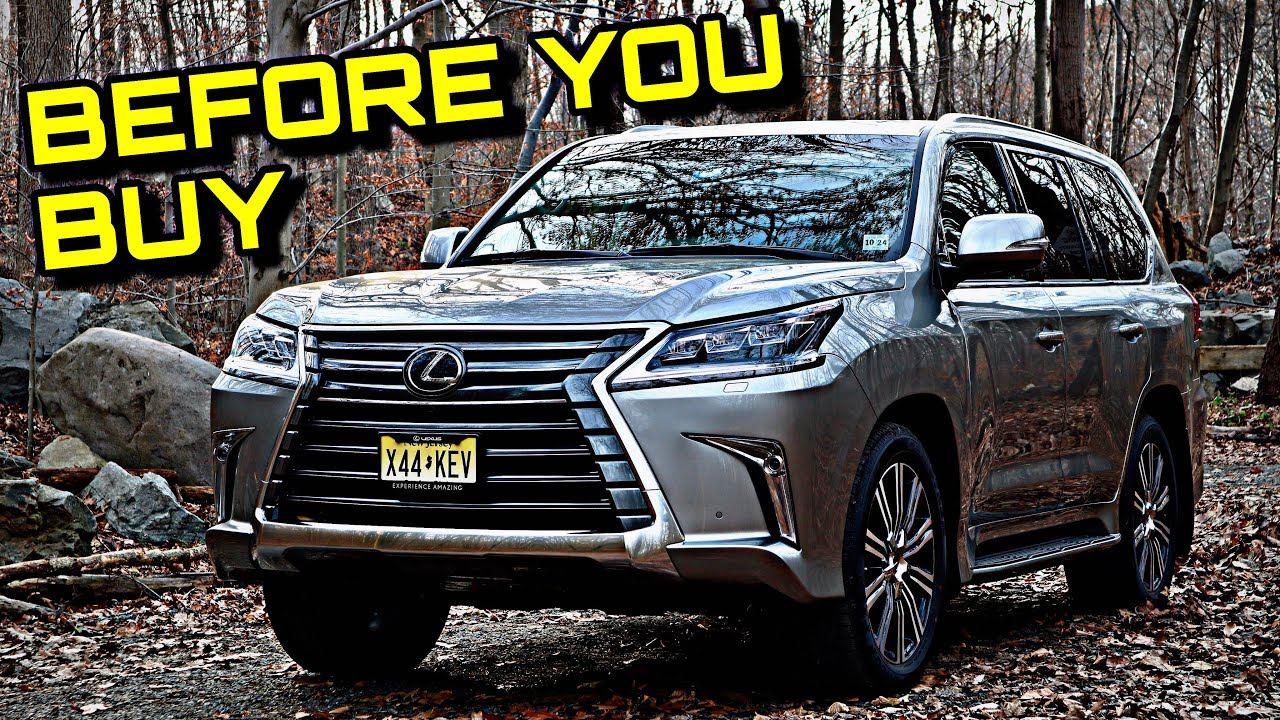2020 Lexus Lx 570 Off Road