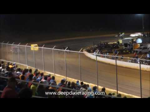 4th Annual Georgia Showdown Southern Thunder Late Model Feature 7/3/2017