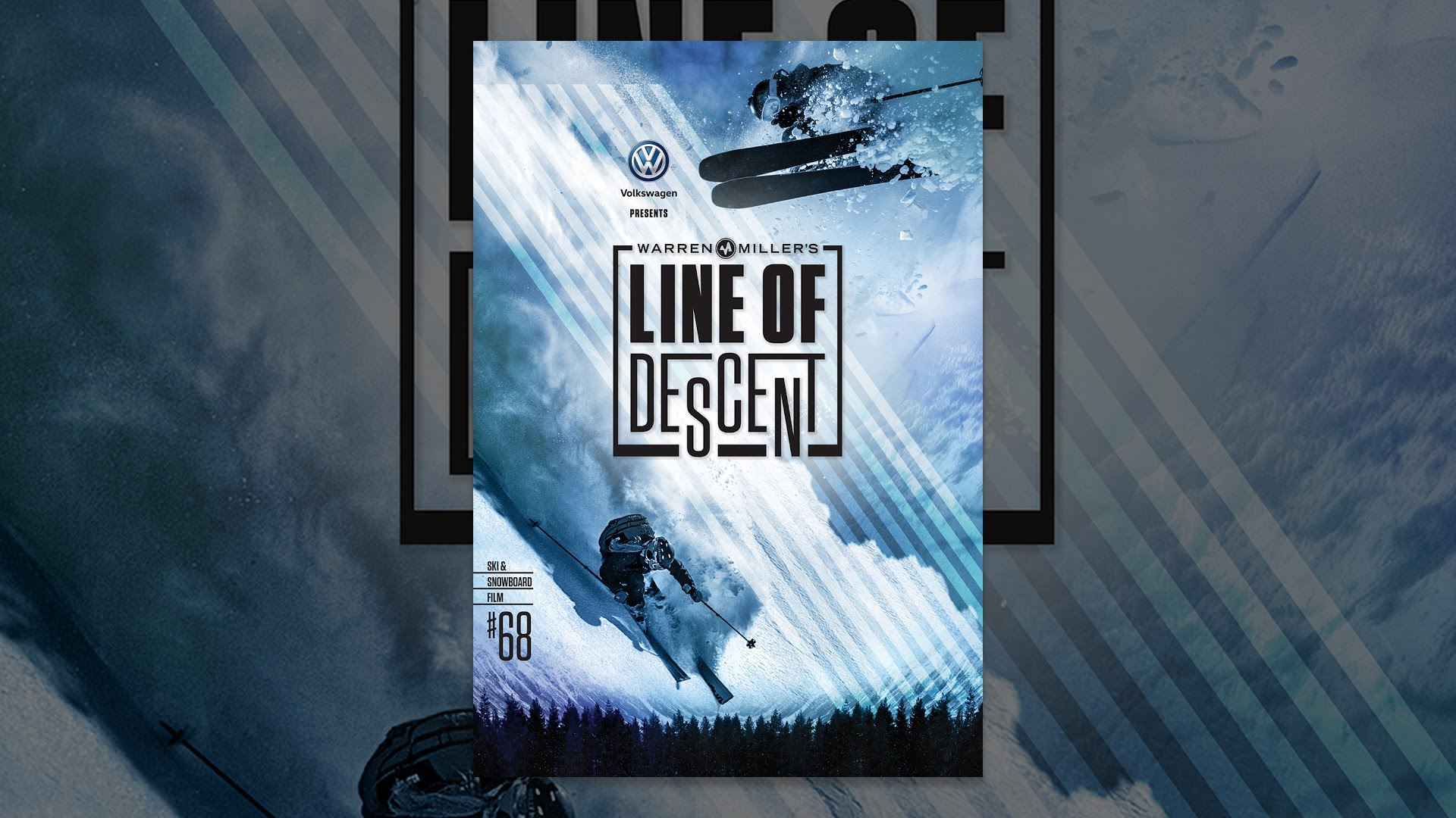 Volkswagen Presents: Warren Miller's Line of Descent