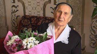 Коломиянка Антоніна Левицька відзначила 90-літній ювілей