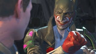 Injustice 2 - Superman Vs Joker - All Intro Dialogue/All Clash Quotes, Super Moves