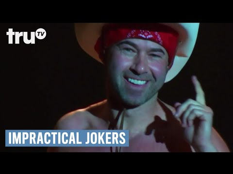 Impractical Jokers  Murr the Stripper on Histamines  truTV