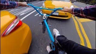 GoPro BMX Bike Riding in NYC 8