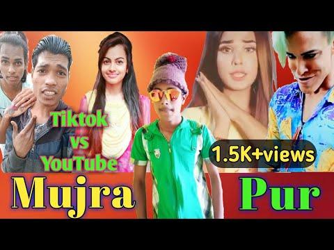 MUJRA PUR  TIKTOK VS YOUTUBE BHAJJA TIWARI