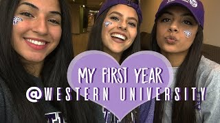 My First Year at Western University