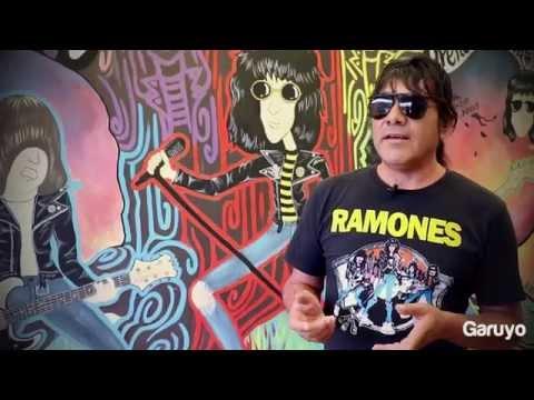 Casa club The Ramones, La entrevista a Alex Garrido | Música