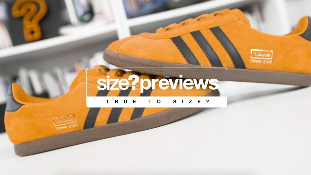 094ac9cbed5 size previews - true to size  episode 013 (ASICSTIGER GEL-Saga   adidas  Originals Trimm Star)