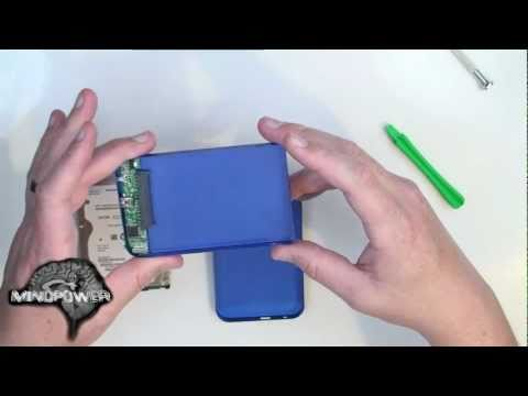How to Build or Repair an External USB Hard Drive