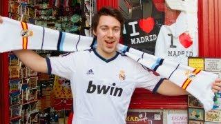 Real Madrid v Man Utd | Eurofan