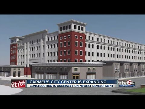 Carmel's City Center expanding again