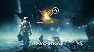 X4 Foundations - Покупаем лицензии и корабли. Управление звеном.