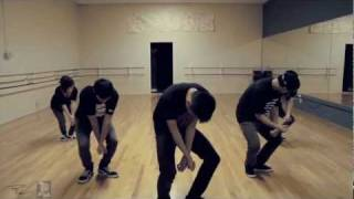 Marques Houston - Circle | Choreographed by Kevin Nguyen | Hungry Bumz