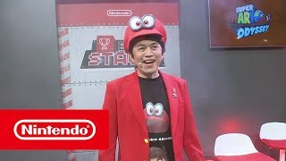 Super Mario Odyssey - Luncheon Kingdom showcase with Yoshiaki Koizumi (Nintendo Switch)