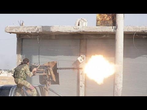 Acordo entre Curdos e Damasco enquanto crise se agudiza