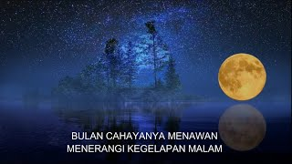 Saujana - Bulan bintang (Lirik)