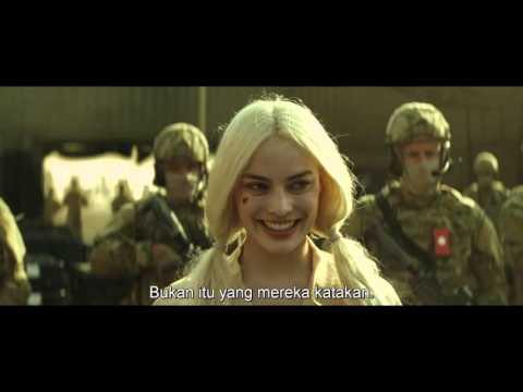 Suicide Squad - Trailer #1 [HD] | Indonesia