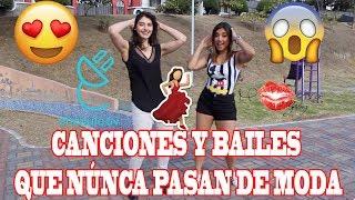 TAG de Canciones y Bailes que jamás pasarán de Moda / Enchufe Tv