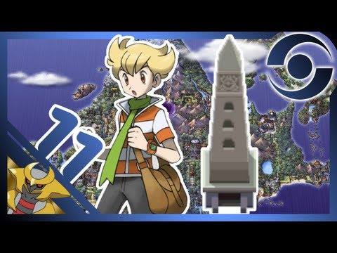 La route 209 vers Bonville - Pokémon version Platine #11 - DS