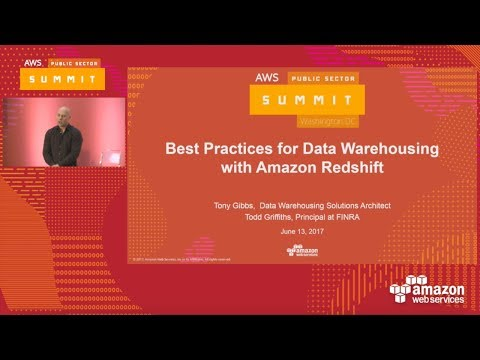 Best Practices for Data Warehousing with Amazon Redshift (119693)