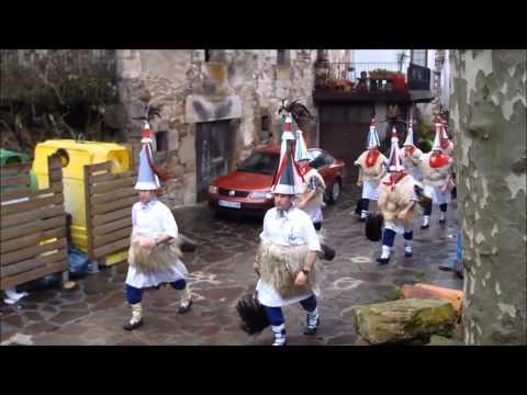 Carnavales de Zubieta 2014