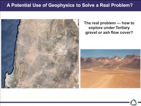 4- Exploration Geophysics of the Future: An Exploration Geologist's View- Murray Hitzman, 2015