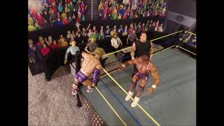 WFA Smackdown Tag Team Championship Triple Threat Match