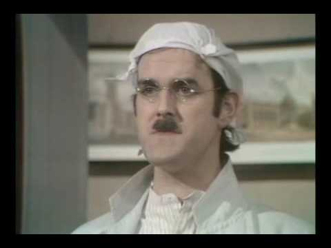 John Cleese - Doctor Gumby, Brain Specialist from Monty Python's Flying Circus