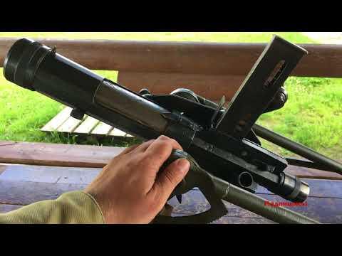 BRIXIA Mod.35 итальянский пехотный миномет