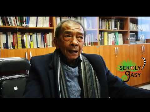 Abel Andriarimalala - Invitation et mot de bienvenue pour le programme Taf'araka - Hors série