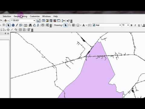 How to Clip a Data Layer in ArcMap 10