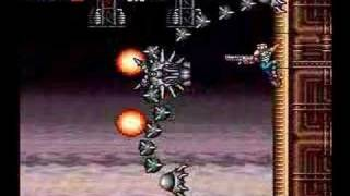 Contra III: The Alien Wars - Speedrun, Part 1 Super NES