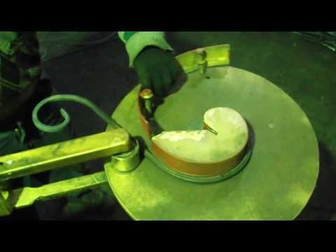 самодельный станок для холодной ковки своими руками