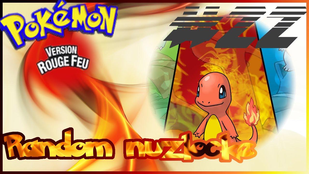Pok mon rouge feu random nuzlocke 22 la pierre - Pierre feu pokemon noir ...