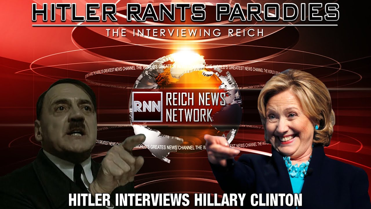Hitler interviews Hillary Clinton