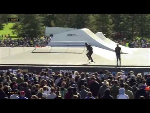 Replay Final Skateboard Pro - FISE World Edmonton 2016