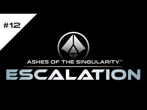 Let's Play Ashes of the Singularity: Escalation - 12 - Lagoan + Polaris (Escalation) |