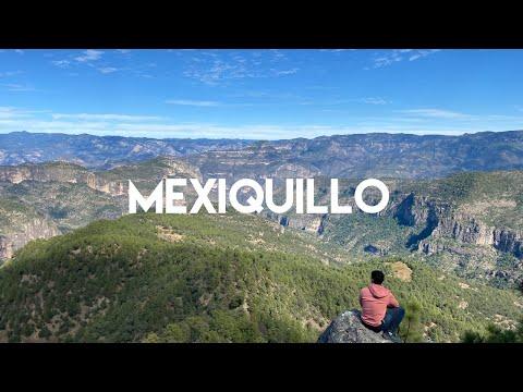 El corazón de la Sierra Madre Occidental - Mexiquillo, Durango.