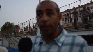 تصريح المدرب معز بوعكاز  للموقع الرسمي بعد مواجهة وداد بوفاريك