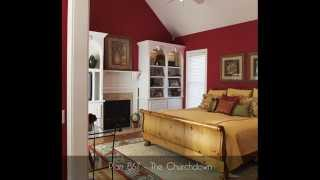 Home Designs With Luxurious Master Suites