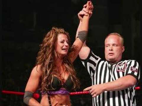 Candice Michelle vs. Melina - YouTube Trish Stratus And Jeff Hardy 03.24.2003