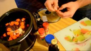 Guinness Venison Pot Roast