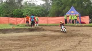 Anak Kecil Balap Motor Cross, Pembalap Cilik Berbakat Indonesa Championship Sleman